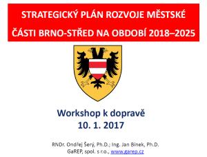 Workshop Brno-střed